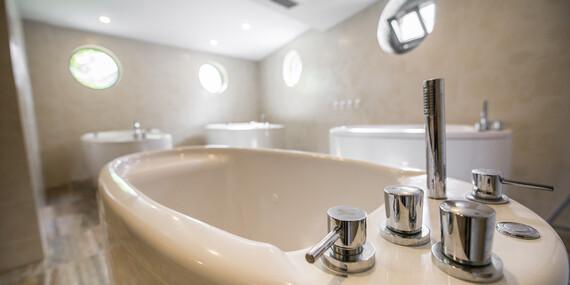 Neobmedzené kúpanie, wellness, procedúry a polpenzia v hoteli Hviezda*** v Dudinciach s nádherným výhľadom/Dudince
