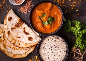 Exotická indická kuchyňa: farby, chute, vône!