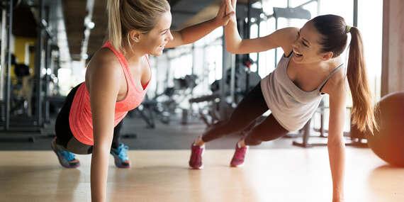 Pilates, spinning, TRX, trampolínky alebo diagnostika, výživové poradenstvo či prístrojová lymfodrenáž / Trnava