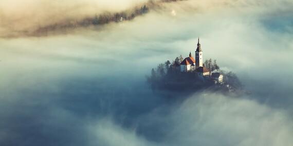 Slovinský penzión Zaka*** priamo na brehu čoraz obľúbenejšieho jazera Bled/Slovinsko - Bled