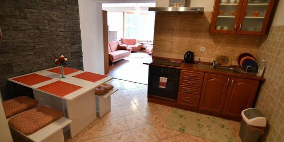 Ubytovanie v apartmánoch V+K, len 8 km od Štrbského plesa/Tatranská Štrba