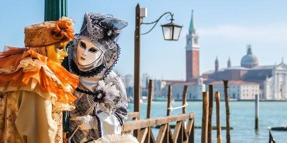 Nejlepší doba pro návštěvu města na laguně: Romantické Benátky v období tradičních karnevalových oslav/Itálie - Benátky
