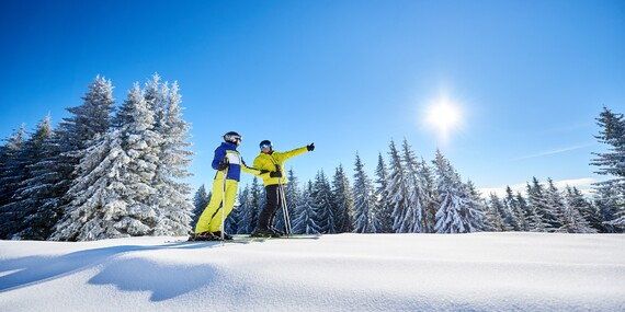 Last minute na hlavní zimní sezonu v Krkonoších nedaleko Sněžky s polopenzí a saunou ve Dvorské boudě za skvělé ceny / Krkonoše - Strážné