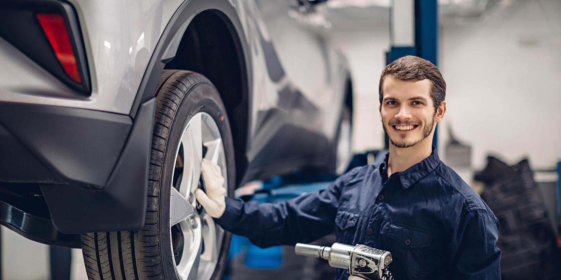 Pripravte sa na sezónu už teraz - kompletné prezutie vozidla s vyvážením pneumatík