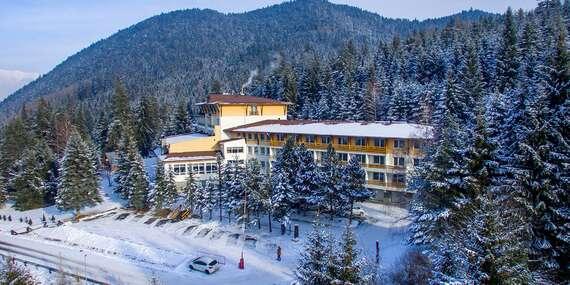 Nízke Tatry s procedúrami a polpenziou pre dvoch v hoteli AVENA RELAX HOTEL***, platnosť až do júna 2021/Jánska dolina - Liptovský Ján - Nízke Tatry