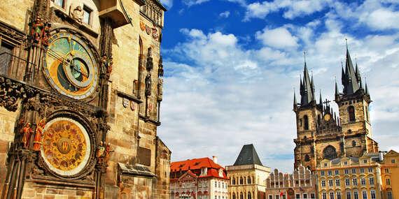 Hotel Occidental**** alebo Occidental Praha Five**** blízko historického centra už od 1 noci/Praha 4 a 5 - Česko