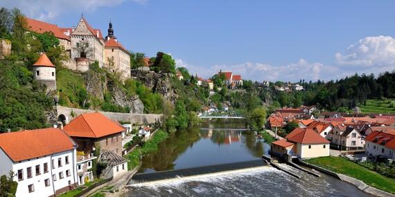 Lázně Jupiter Bechyně přímo v centru města s polopenzí, masáží i jinými procedurami / Jižní Čechy - Bechyně