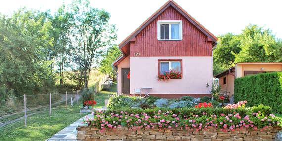 Relax pre celú rodinu v súkromí Privátu Aniel na Liptove vrátane vstupu do Tatralandie alebo Bešeňovej / Liptovský Mikuláš - Pavlova Ves