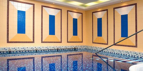 Hotel Continental**** v Mariánských Lázních s polopenzí, wellness a procedurami/Mariánské Lázně
