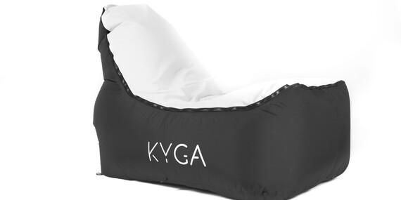 Nafukovacie vaky a stoličky KYGA/Slovensko