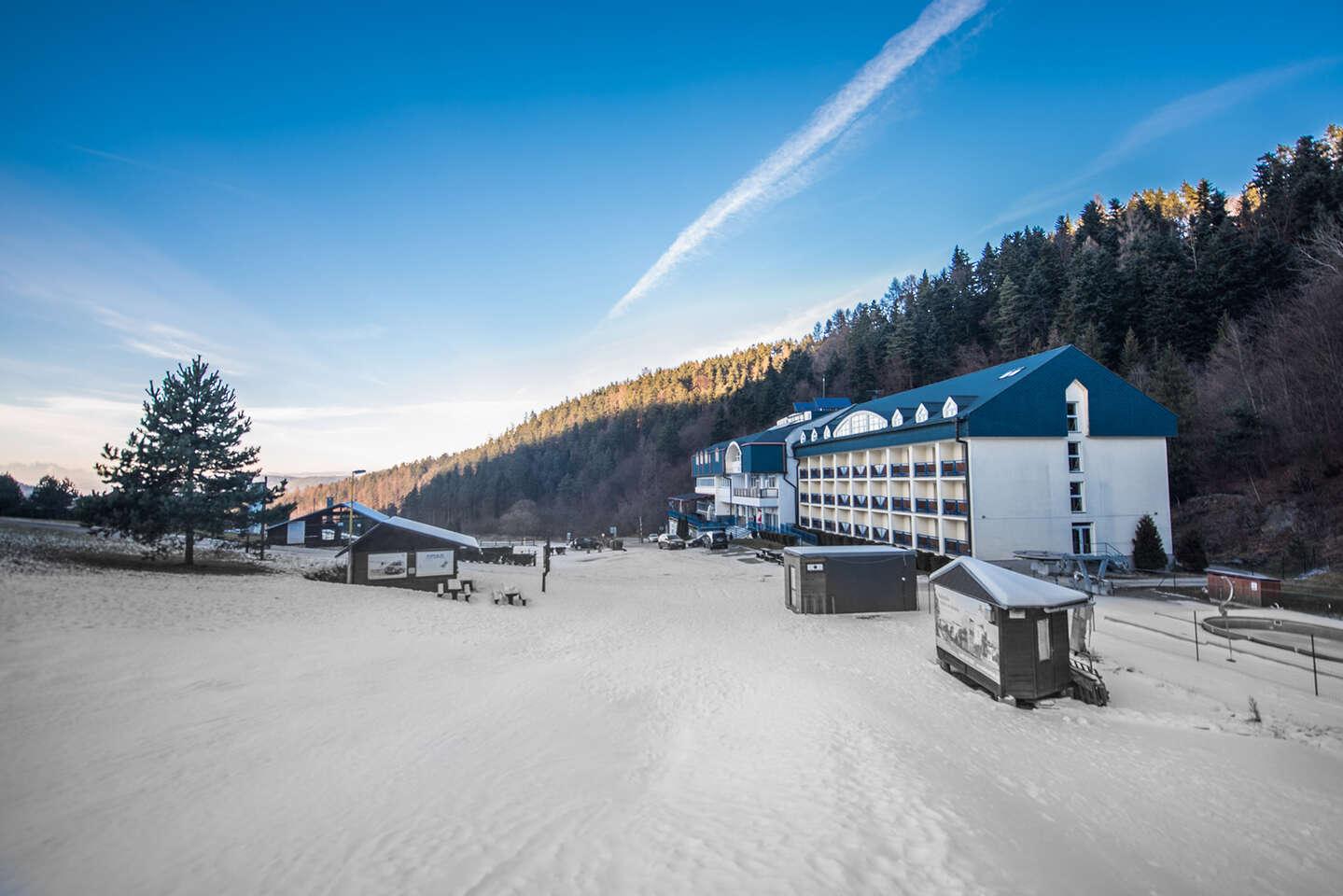 Last minute lyžovačka a wellness na Spiši v Hoteli Plejsy Spa & Fun Resort ***