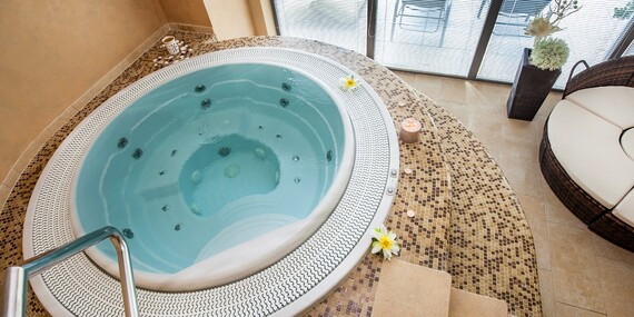 Luxusný wellness pobyt s polpenziou v hoteli Panorama**** v centre Trenčianskych Teplíc/Trenčianske Teplice