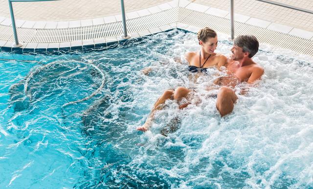 Wellness raj len 30 min. od Bratislavy: Aquasol Resort**** s neobmedzeným vstupom do termálov