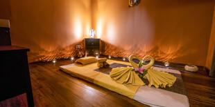 Masážna miestnosť Thai Touch salónu