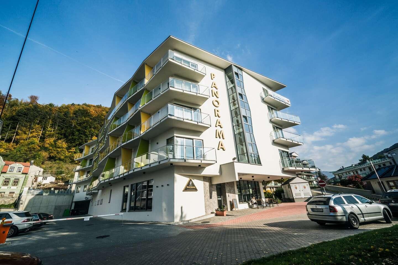 Wellness pobyt v hoteli Panorama**** v centre Trenčianskych Teplíc ...
