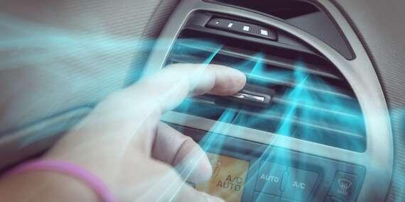 Čistenie auta a klimatizácie ozónom proti vírusom, plesniam a baktériám/Prievidza