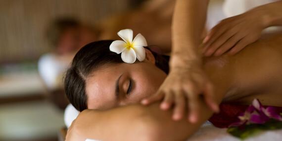 Párová thajská masáž v BaanThai / Bratislava – Petržalka, Karlova Ves
