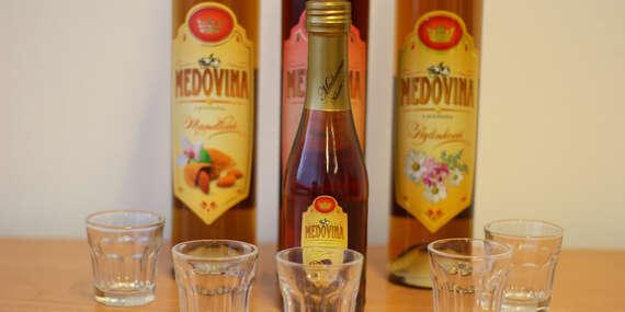 Slovenská medovina podľa výberu, mimoriadne obľúbený nápoj/Slovensko