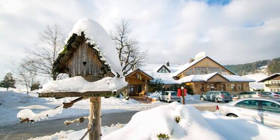 Pobyt plný zážitkov v Slovinsku v penzióne Smogavc s polpenziou a možnosťou lyžovačky/Slovinsko - Zrece