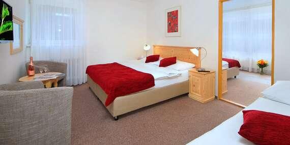 Pobyt během roku v hotelu Lenka v centru Špindlerova Mlýna přímo u lanovky Svatý Petr s polopenzí a platností do října 2020 / Krkonoše - Špindlerův Mlýn