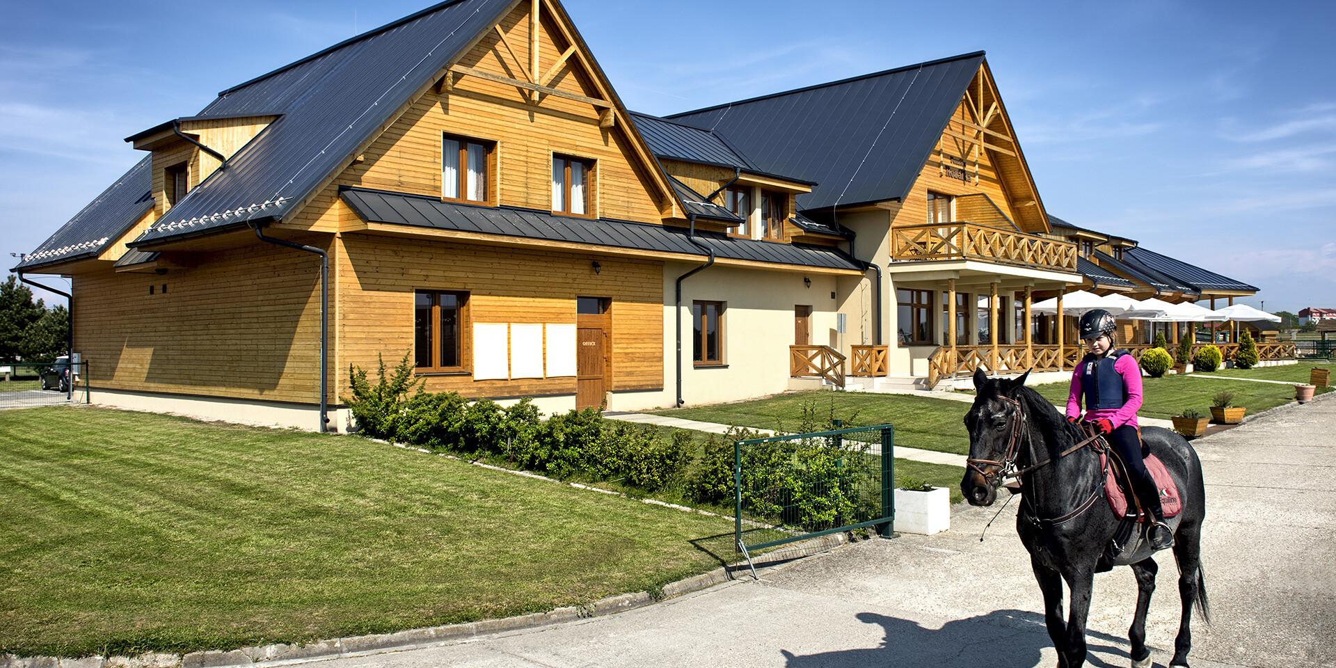 Hotel Rozálka*** - perfektné miesto na relax a dovolenku v súlade s prírodou