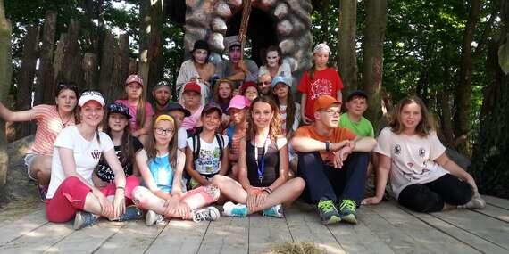 Letný jazykový tábor SPEAKland pre deti a mládež od 8 do 15 rokov / Banská Bystrica