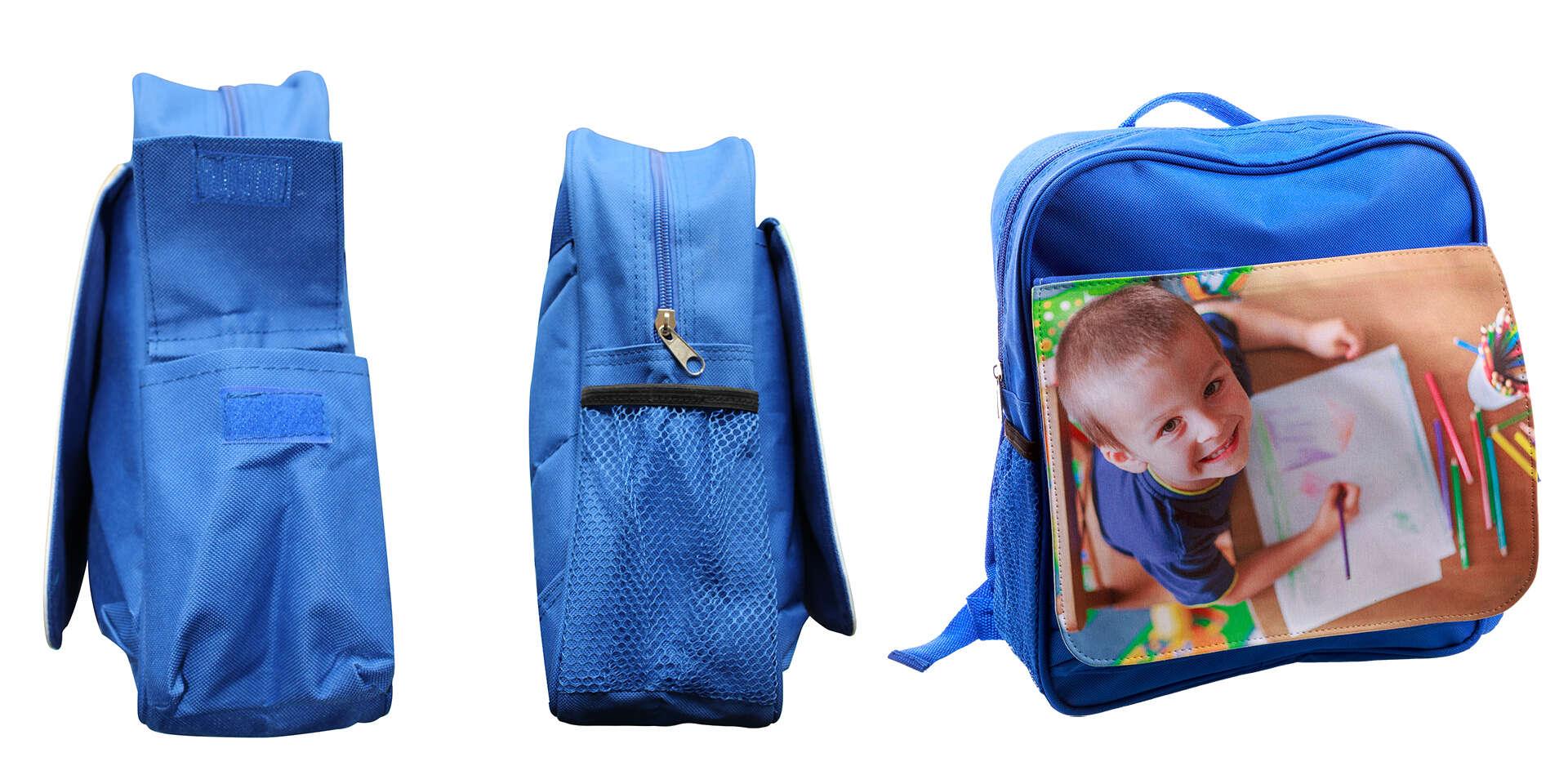 Taška cez rameno alebo ruksak s potlačou od FaxCOPY