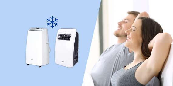 Mobilná klimatizácia a ochladzovač – jednoduché riešenie pre horúce letá/Slovensko