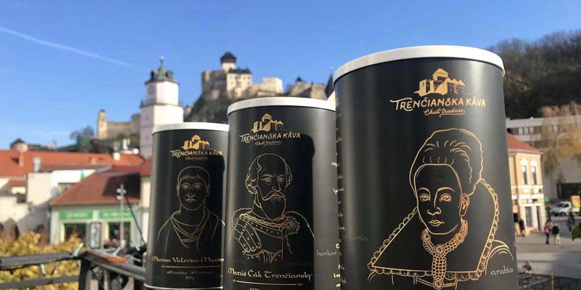 Balíček čerstvo praženej kávy z trenčianskej Pražiarničky - voňavý darček pre kávičkárov