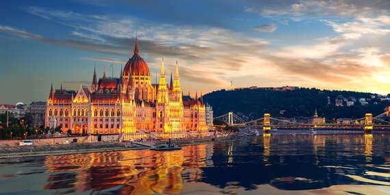 Dovolenka v známom Expo Congress Hoteli Budapest**** so saunou a možnosťou polpenzie/Maďarsko - Budapešť