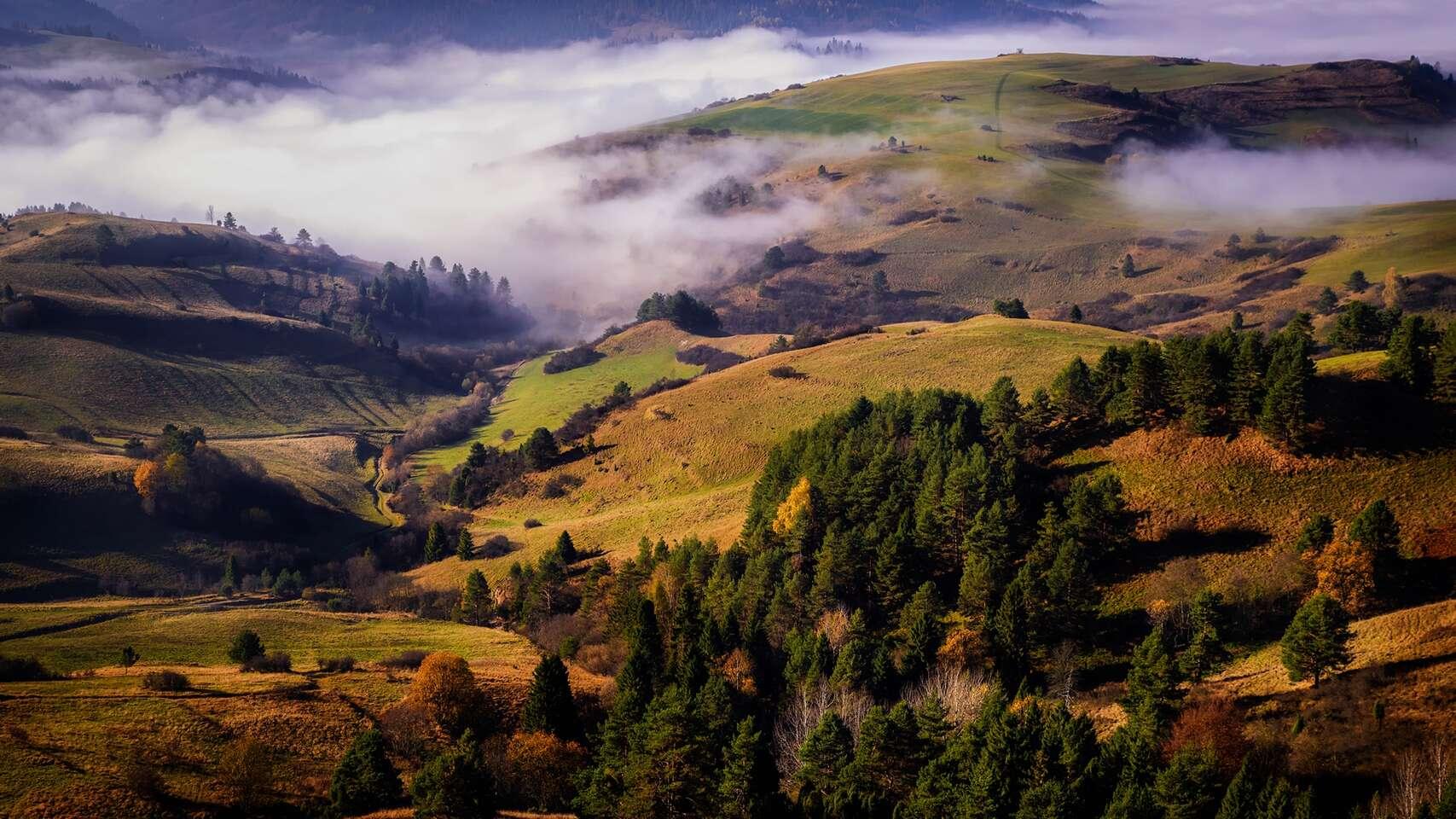 Penzión pod Troma Korunami v krásnej prírode Pieninského národn