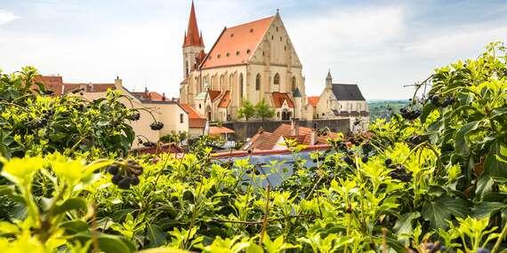 Hotel Bax***: Krásy znojemského kráľovstva v raji vinárov/Česko - Znojmo
