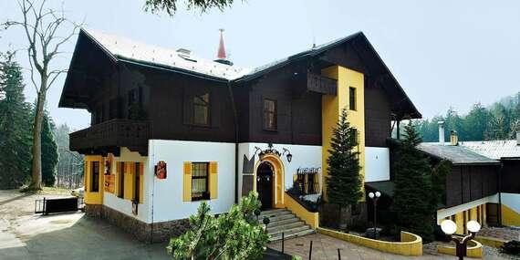 Jizerské hory na 2 noci v hotelu Orion s výhledem na Ještěd, snídaněmi a až 2 dětmi do 15 let zdarma/Jizerské hory - Liberec