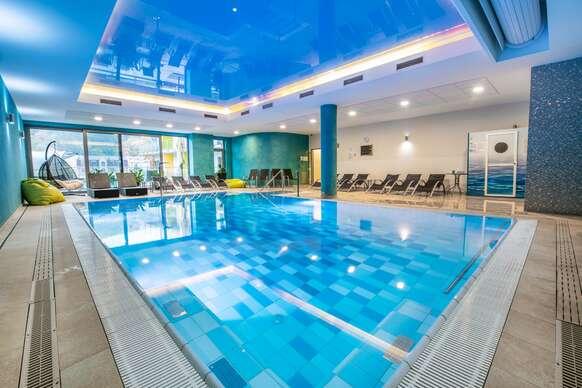 Luxusný wellness pobyt v hoteli Panorama**** v centre Trenčianskych Teplíc