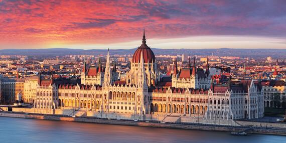 Jednodňový zájazd do Budapešti a návšteva Tropicaria Oceanaria/Budapešť
