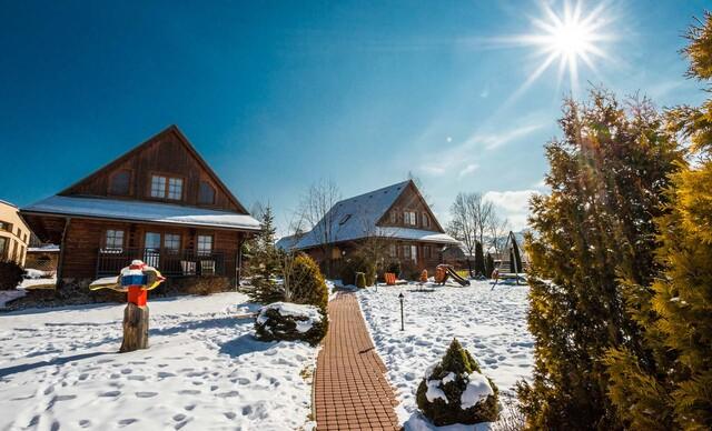 17% Slovensko: 3-4 denní wellness pobyt pro DVA v…
