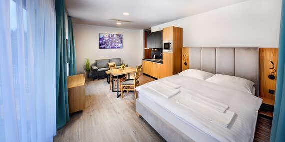 NOVÝ REZORT MALADINOVO s ubytování v maximálním soukromí, se snídaní, privátním wellness a dětmi do 18 let v ceně / Liptovský Mikuláš, Ráztoky, Liptov