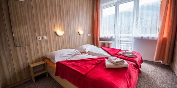 Rodinný hotel Magura s polpenziou, zľavou do aquaparkov a neodolateľným výhľadom na Tatry/Vysoké Tatry - Ždiar