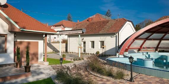Wellness raj len 30 min. od Bratislavy: Aquasol Resort**** s neobmedzeným vstupom do termálov/Maďarsko - Mosonmagyaróvár