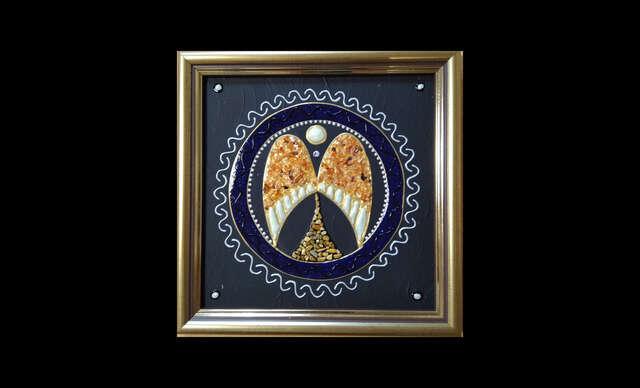 Ručne maľovaná mandala - jedinečný darček vytvorený na mieru.