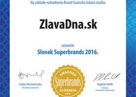 ZlavaDna.sk je super značka