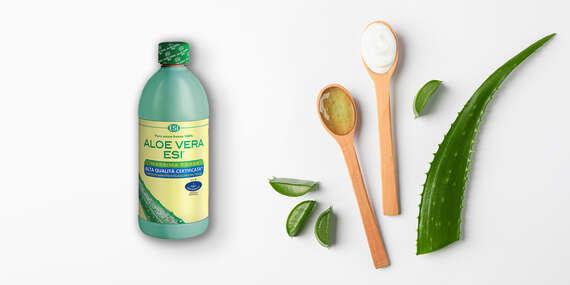 Čistá šťava z aloe vera – 1 liter/Slovensko