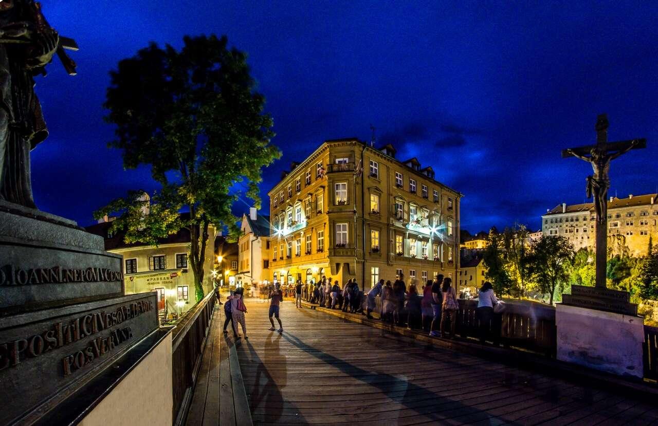 Pobyt v malebnom hoteli Dvořák**** priamo v historickom centre Čes...