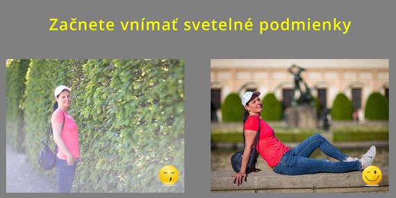 Fotografujte bez automatiky – ľahko/Bratislava – Petržalka