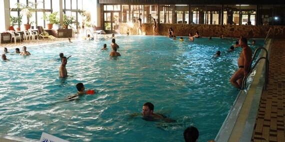 Víkendový wellness pobyt pre 2 osoby v hoteli Javorna/Drienica