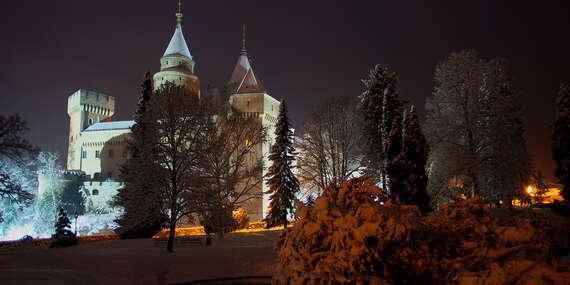 Užijte si pobyt ve wellness penzionu Maxim v Bojnicích blízko vyhlídkové věže a zámku, platnost až do prosince 2021/Bojnice