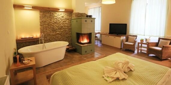 Úžasný odpočinek s wellness a polopenzí v hotelu Líšeňský Dvůr v krajině Žďárských Vrchů/Vysočina - Lišná