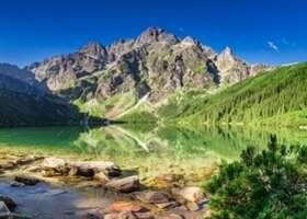 Vysoké Tatry: Sprievodca najmenšími veľhorami