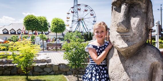 SUPER PONUKA: Luxusný ParkHotel Łysoń&SPA**** s výbornou stravou a wellness/Poľsko - Inwald