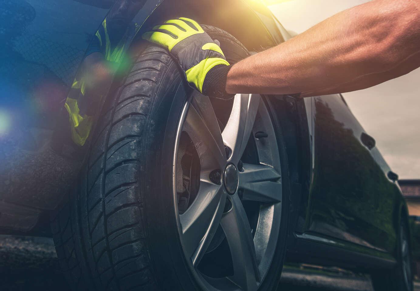 Šetrné prezutie bez rizika poškodenia pneumatiky na novom automate...